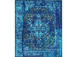 outstanding incredible yellow area rug modern abstract vintage blue pertaining to and rugs attractive nuloom canada