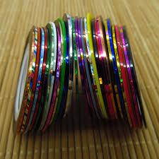 15pcs nail art tools brushes+5pcs nail art dotting pen+32 pcs nail ...