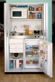 Small Kitchen For Studio Apartment Mini Kitchen For The Studio Apartment Tiny House Kitchen Hutch