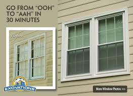 window replacement before and after. Fine Before Home With New Replacement Windows Before And After Photos With Window Replacement Before And After T