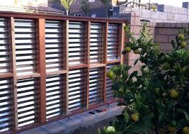sheet metal fence corrugated metal panel fence sheet metal fence diy