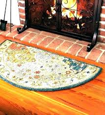 hearth rugs fireproof fire fireplace rugs fireproof home depot