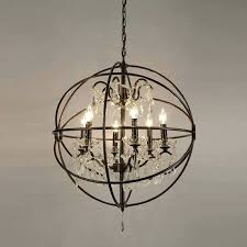 metal and crystal chandelier wood and metal orb chandelier exquisite dining room guide adorable orb clear metal and crystal chandelier