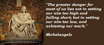 Michelangelo Quotes Gorgeous Michelangelo Image Quotation 48 Sualci Quotes