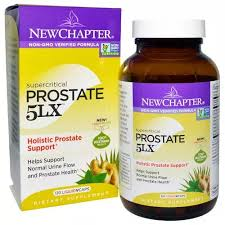 New Chapter <b>Prostate 5lx Holistic Support</b>