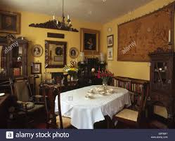 Old Fashioned Kitchen Table Old Fashioned Dining Room Stock Photos Old Fashioned Dining Room