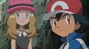 Anime Images, Screencaps, Wallpapers, and Blog   Pokemon ash and serena,  Anime, Pokemon