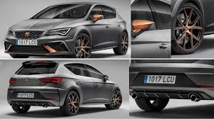 2018 Seat Leon Cupra R - Limited only 799 Units!! - YouTube