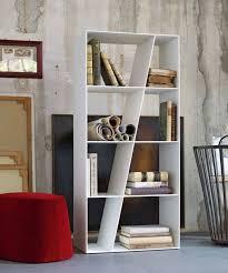 bookshelf furniture design. hipster loft simple beautiful design room for teenager modern white bookshelf blue ceramic floor furniture