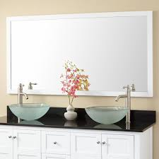 white bathroom vanity mirrors. Brilliant White Everett Vanity Mirror White Bathroom Mirrors Part 2 With Shelf Lights   Makeup  And