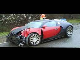 The legendary test driver helped in the development of many iconic supercars. Bugatti Veyron Crash Test Video Dailymotion