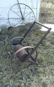 build a garden hose reel rustic garden hose reel cast metal farm wheels large reel decor build a garden hose reel
