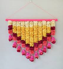 7 diy flower garland ideas to decorate your house