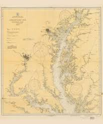 Online Chesapeake Bay Charts Nautical Charts Online Chart 77 02 1933 Vi 1933