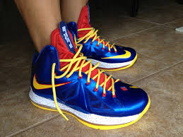 lebron shoes superman. burning sole in the \ lebron shoes superman
