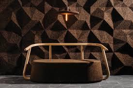 cork furniture. Gencork Debuts Cork Furniture And Surfaces By DIGITALAB U