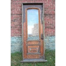 vintage glass door large antique glass wood trim exterior door vintage glass door knobs vintage glass door