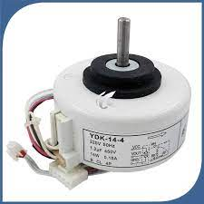 Yeni iyi çalışma klima Fan motoru için YDK 14 4 YDK 16 4 klima motoru fan Air  Conditioner Parts