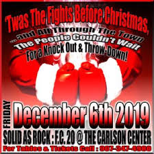 Tickets Carlson Center