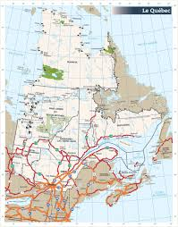 quebec province maps  canada  maps of quebec (qc)