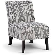 gray and white accent chair. Simple Chair Simpli Home Woodford Accent Chair Grey And White For Gray And Chair E