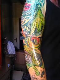 Cthulhu Tatoo Tattoocom
