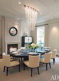 Design For Dining Room Enchanting Take Note Of The Chandeliercan Be Done With Shells And Lights