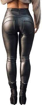 Leather Leggings Big Ass