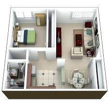 What Is A Good Square Footage For A 1 Bedroom Apartment Square Feet 1  Bedroom Apartment .