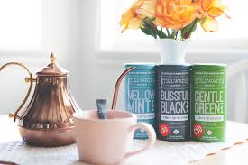 stillwater brands review thc infused tea and coffee the stoner mom