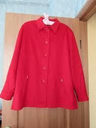 Роскошное пальто из натуральной шерсти цвета марсала от ...