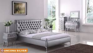 apartments and silver bedroom furniture home decor throughout