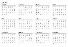 excel 2018 yearly calendar printable calendar 2018 pdf excel word templates get printable