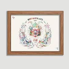 Martial Arts Watercolor Art Print Sports Wall Decor ... - Amazon.com