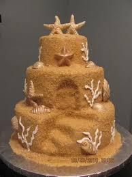 Sandcastle Wedding Cake Recipe
