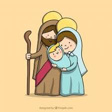 Image result for holy family clip art