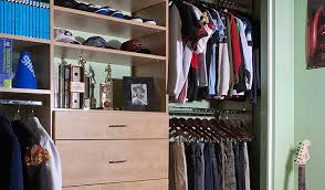 boys walk in closet. Custom Walk In Closet With Concrete Finish Boys