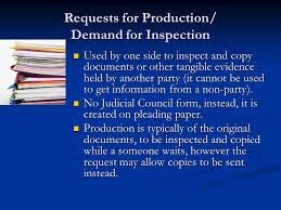Judicial Council Form Complaint Inspiration Introduction To Written Discovery Ppt Video Online Download
