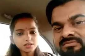 Papa Ask Your Goons To Back Off Bjp Mlas Daughter Posts Video