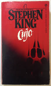 cujo by stephen king 1982 paperback a signet book fiction horror
