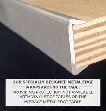 table edge trim. 60\ table edge trim