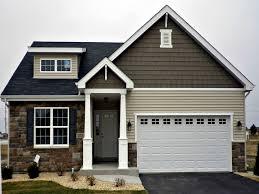 Garage Door monarch garage doors photos : Exterior Design Elements | Phillippe Builders