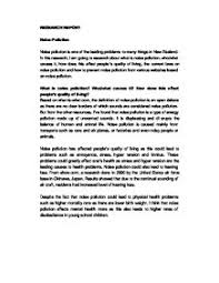 essay pollution write paper fast great college essay essay pollution