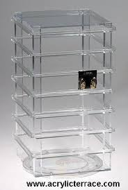 Revolving Display Stands Revolving Acrylic Earring Display Stand Page 100 Products Photo 61