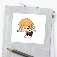 free iwatobi swim club chibi. Contemporary Club Nagisa Hazuki Chibi From Free Iwatobi Swim Club By Shayndel Intended Free O