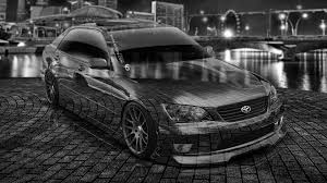 toyota altezza jdm crystal city car  photo