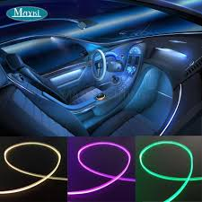 Automotive Led Light Controller Side Emitting Fiber Optic Lighting Car Fiber Optics Mini 1 5
