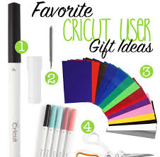 Favorite Gift Ideas for the Cricut User - 100 Directions