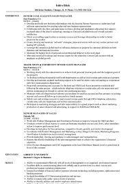 Sales Manager Senior Resume Samples Velvet Jobs