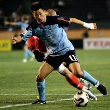 Japanese legend Kazu Miura at the FIFA... - FIFA Club World Cup